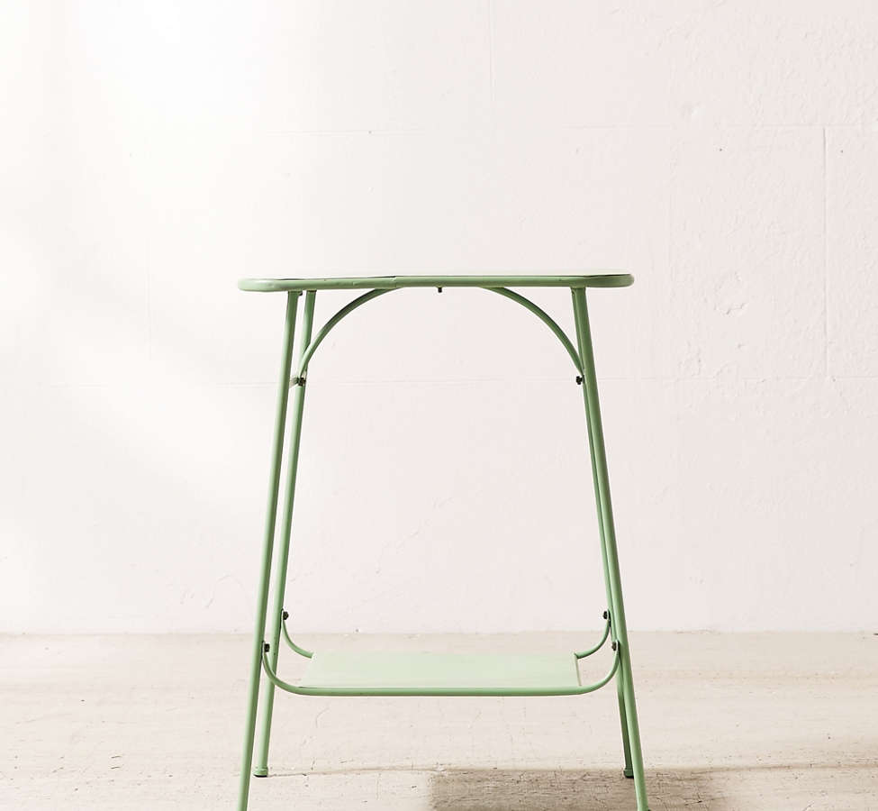 Slide View: 2: Factory Side Table