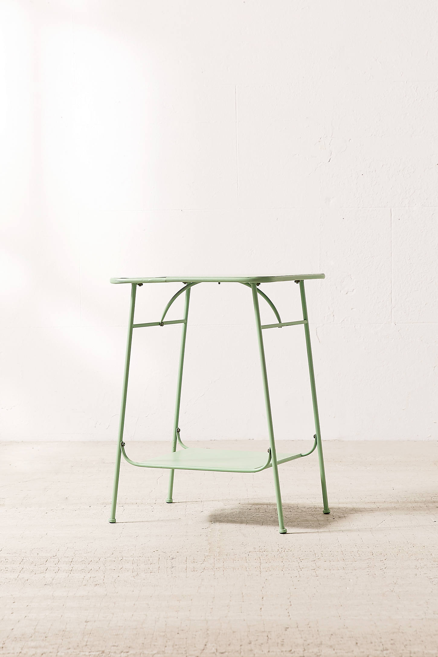 Slide View: 3: Factory Side Table
