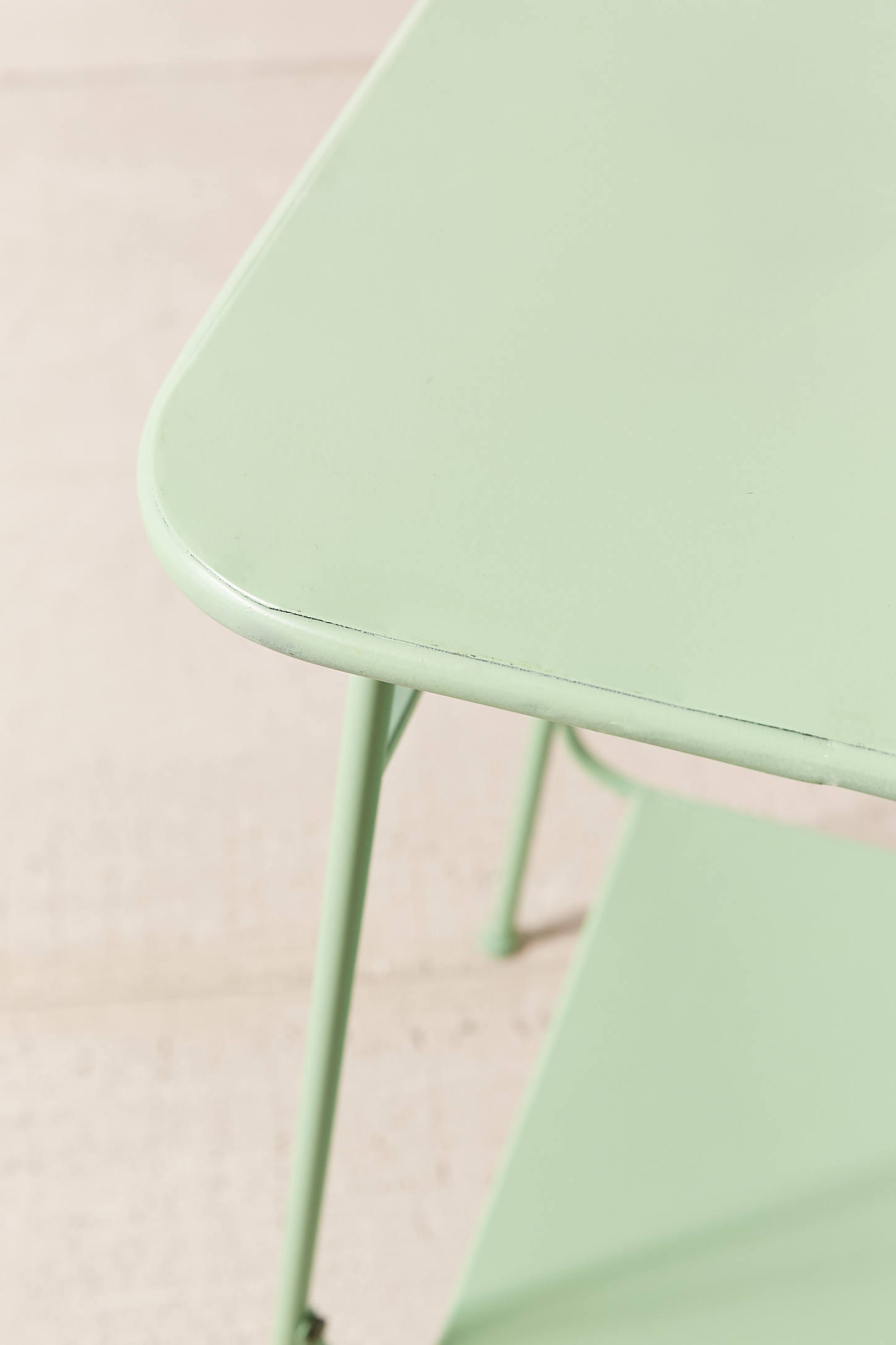 Slide View: 4: Factory Side Table