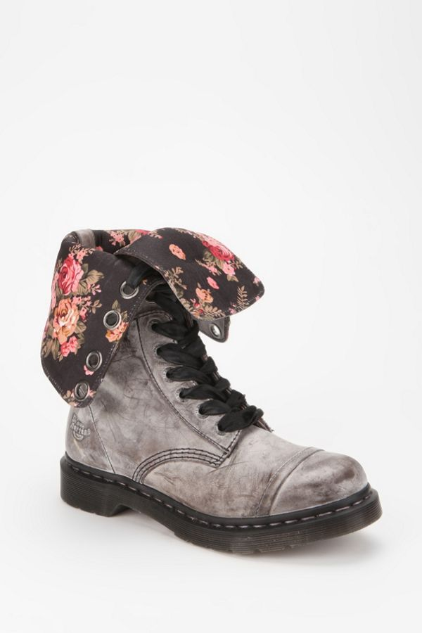 Triumph Urban Floral Dr 1914 Boot Outfitters Martens ZSqnpfT