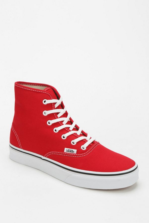 Vans Authentic Canvas High-Top Sneaker  43963879b6