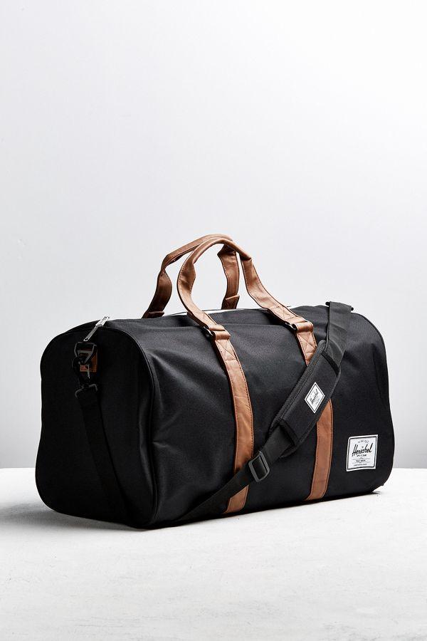 Slide View 1 Herschel Supply Co Novel Weekender Duffle Bag