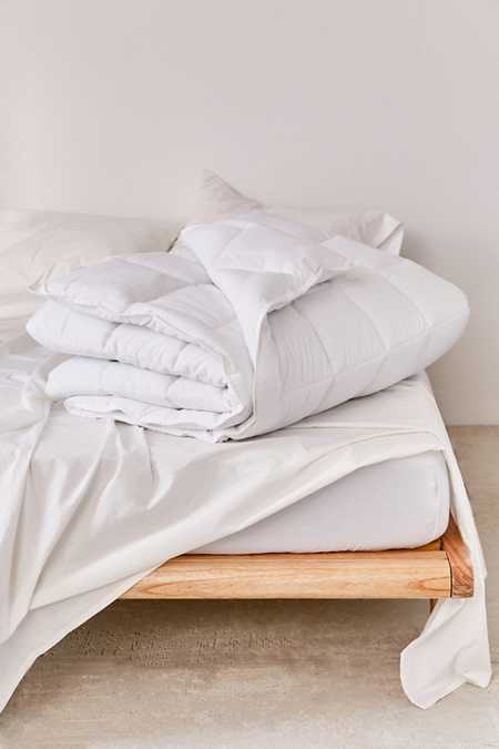 Slide View: 1: Heavyweight Down Alternative Duvet Insert