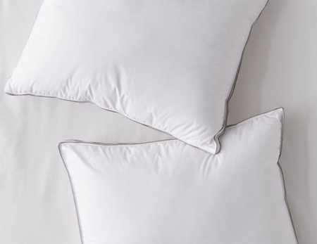 Slide View: 1: Allergy Shield Firm Pillow Set