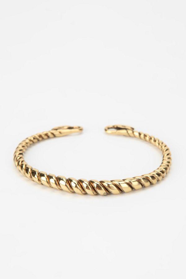Vanessa Mooney Snake Cuff Bracelet
