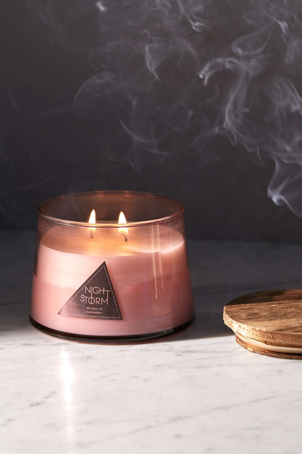 Boho Glass Candle | Urban Outfitters