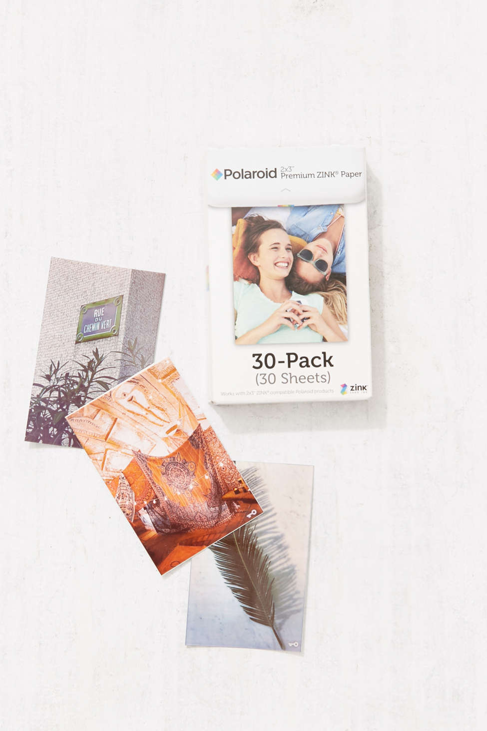 Polaroid Instant Zink 2x3 Sticker Film Urban Outfitters
