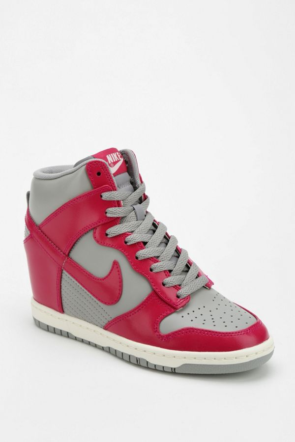 Nike Dunk Hidden Wedge High-Top Sneaker  d4ddf0ba1