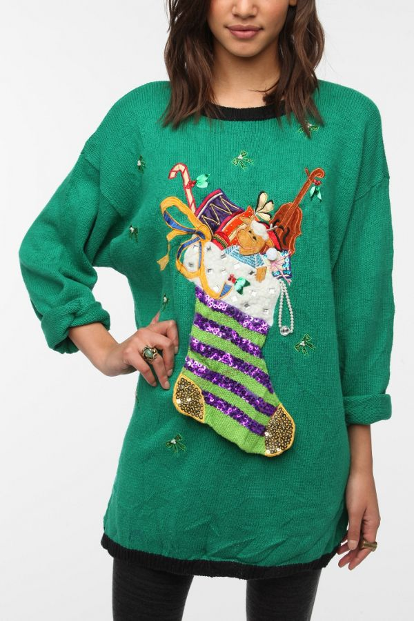 urban renewal ugly christmas sweater - Unique Ugly Christmas Sweaters