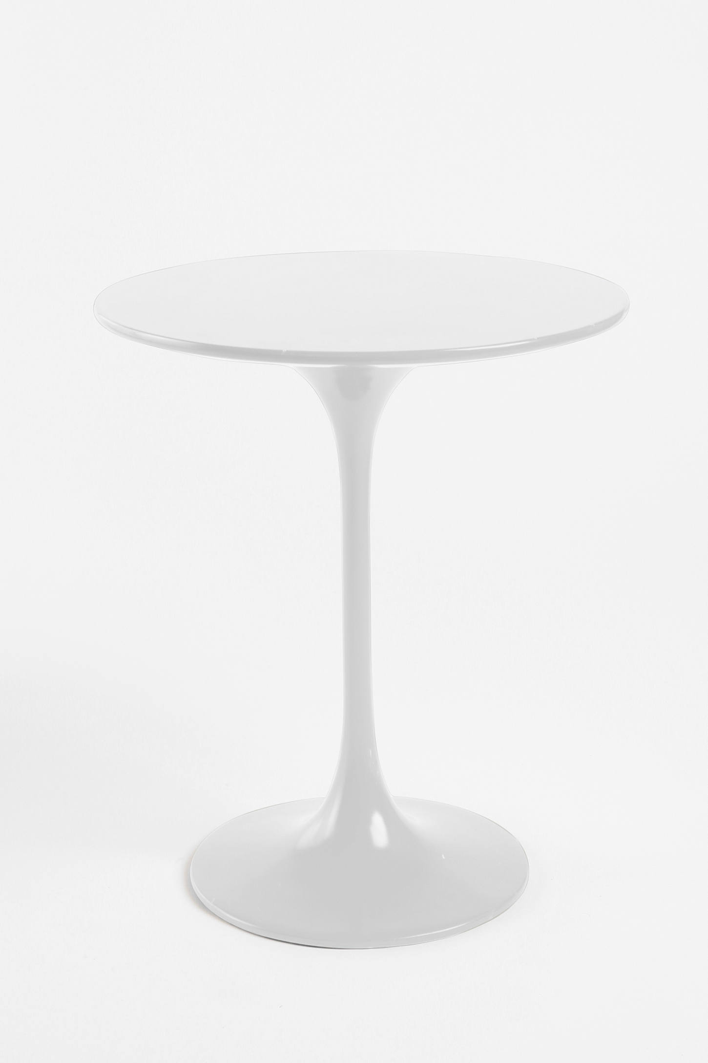 Slide View: 1: Hourglass Lacquer Side Table