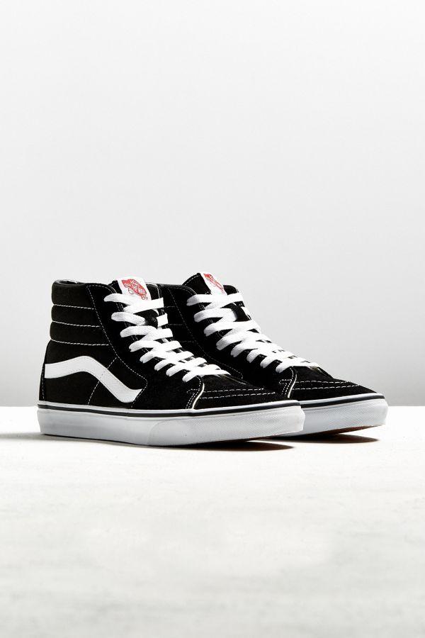 Slide View  1  Vans Classic Sk8-Hi Sneaker 35fb6a34d7d3