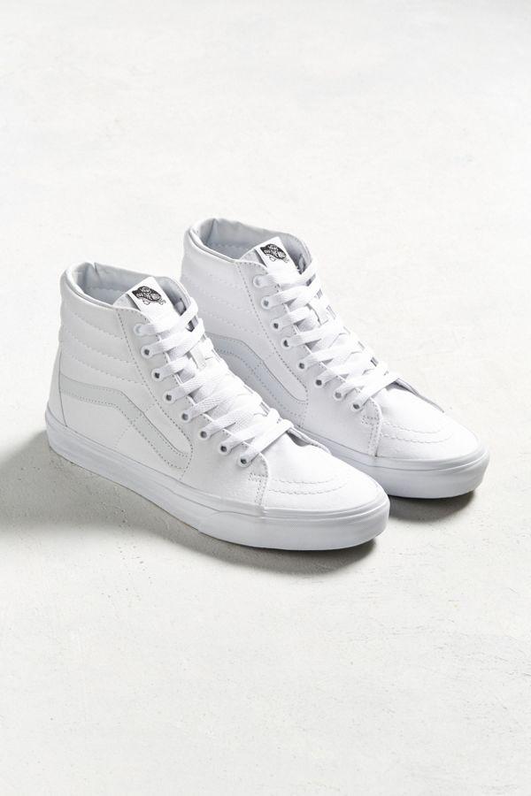vans classic sk8 hi sneaker urban outfitters