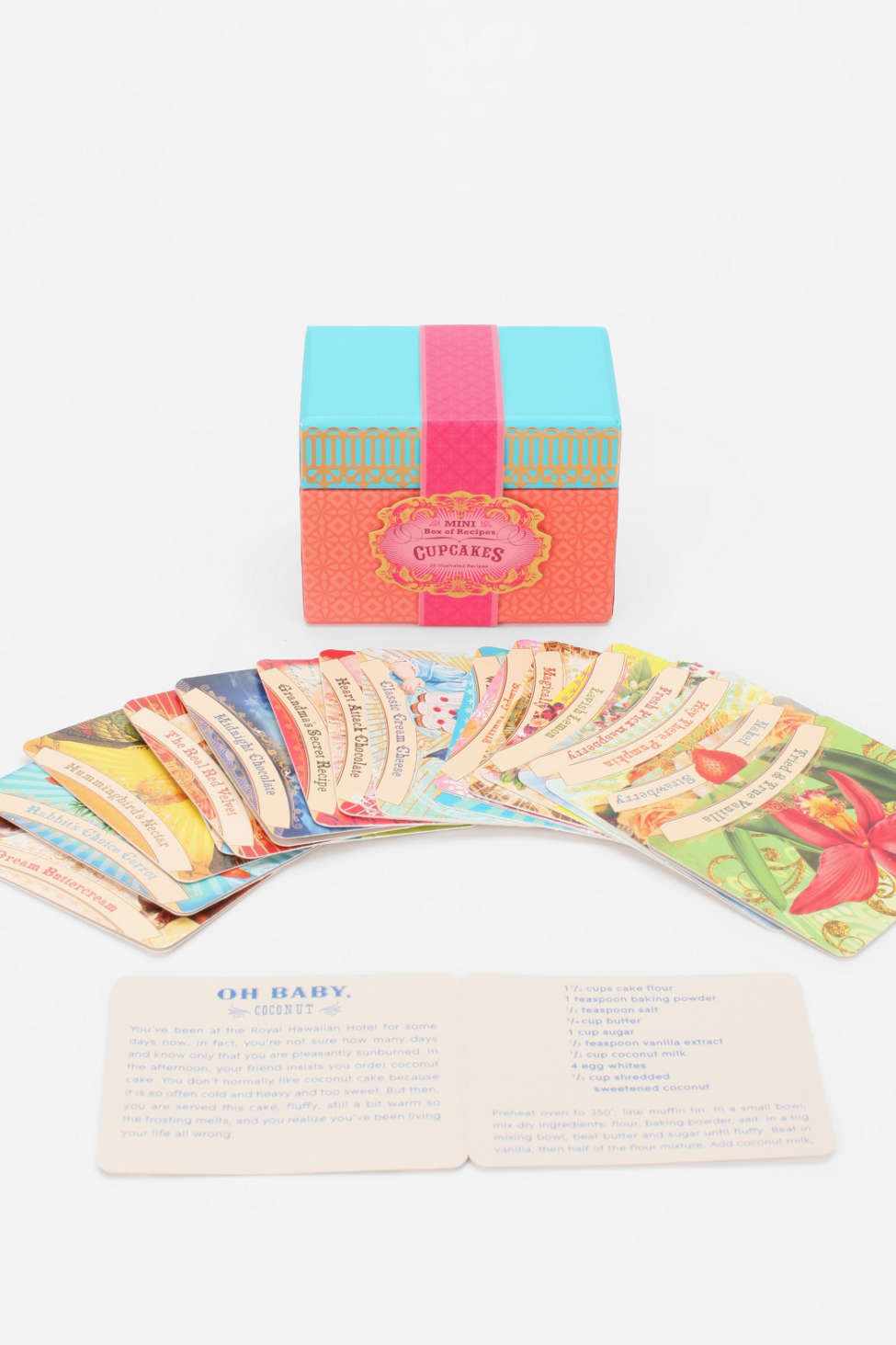 Mini Recipe Box Urban Outfitters Canada