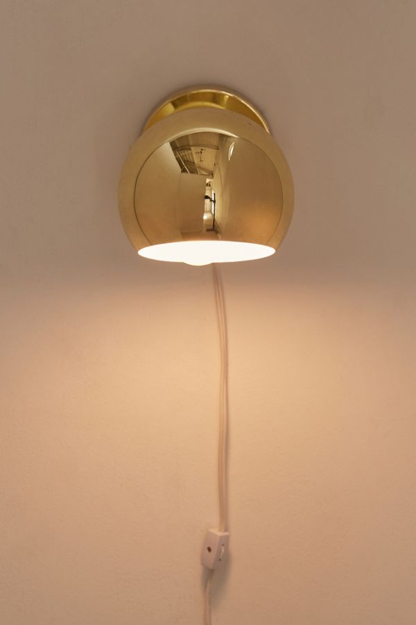 Eyeball Sconce | Urban Outfitters
