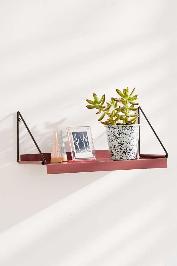 Slide View: 1: Modern Wall Shelf