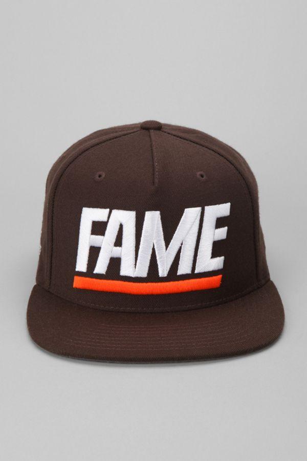 4b3f428506f Hall Of Fame Starter Fame Block Snapback Hat