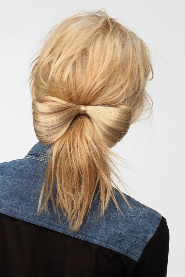 Eva Nyc Mega Bow Hair Extension Urban Outfitters