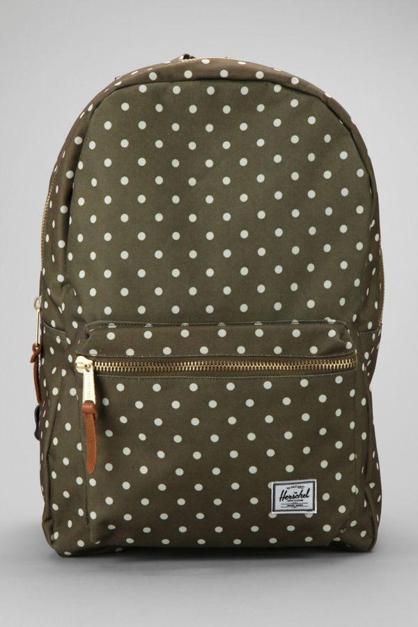 54c11612898b Herschel Supply Co. Polka Dot Settlement Backpack