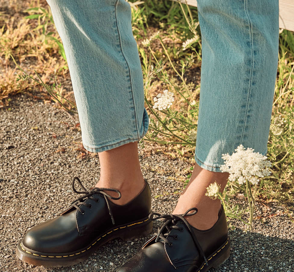 Slide View: 1: Dr. Martens 3-Eye Oxford