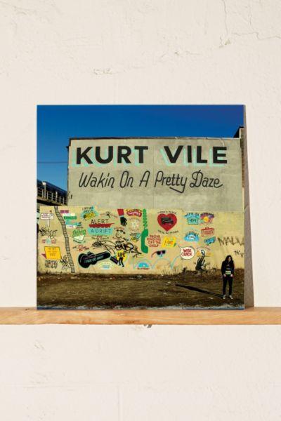 Kurt Vile - Wakin' On A Pretty Daze 2XLP+MP3