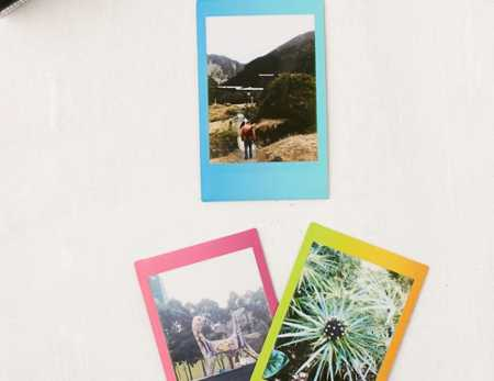 Slide View: 3: Fujifilm Instax Mini Rainbow Film