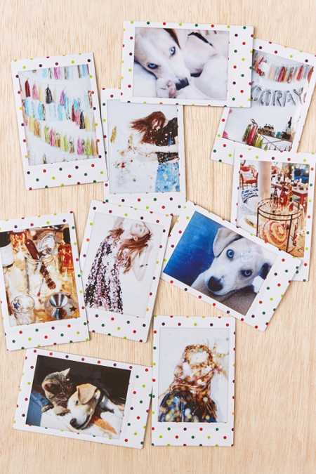 Fujifilm Instax Mini Candy Pop Film