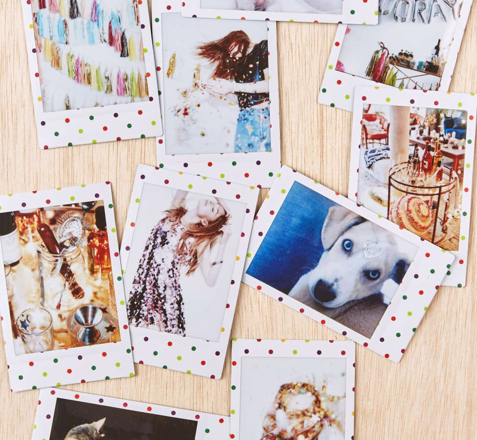 Slide View: 1: Fujifilm Instax Mini Candy Pop Film