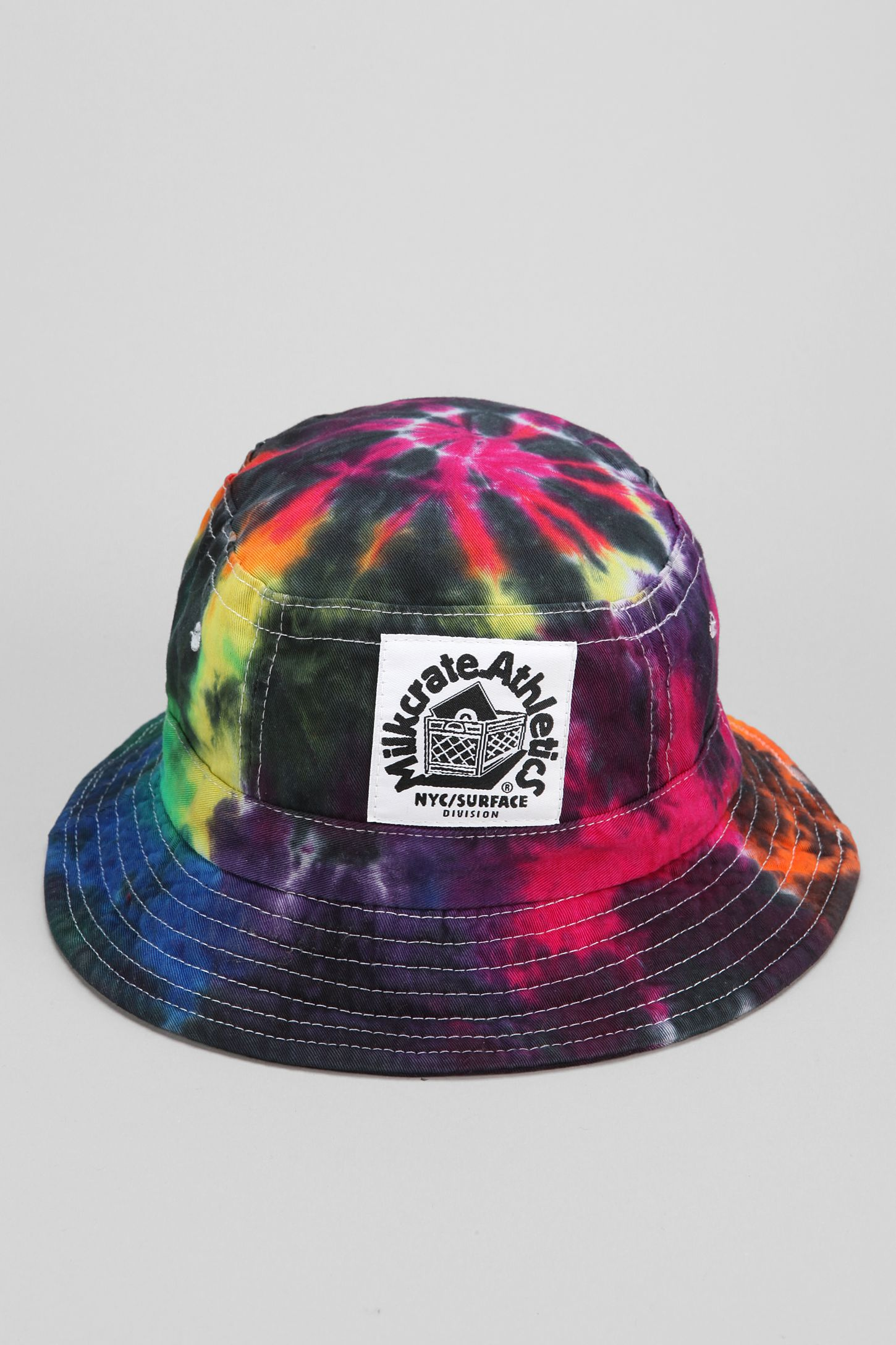 Milkcrate Athletics Tie-Dye Bucket Hat. Tap image to zoom. Hover to zoom.  Double Tap to Zoom 1caba4df197