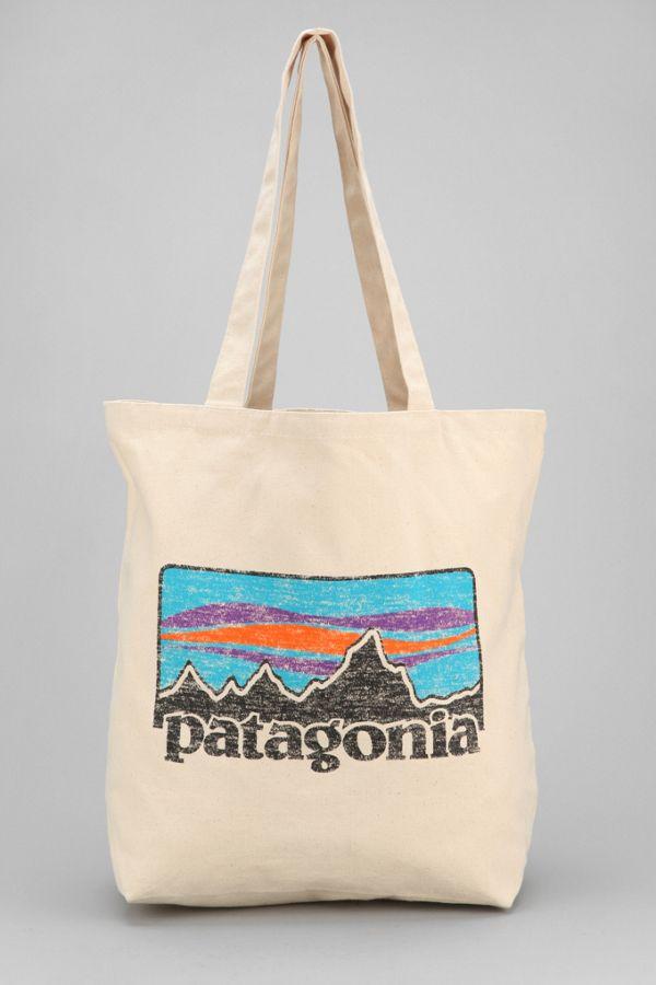 Patagonia Canvas Tote Bag