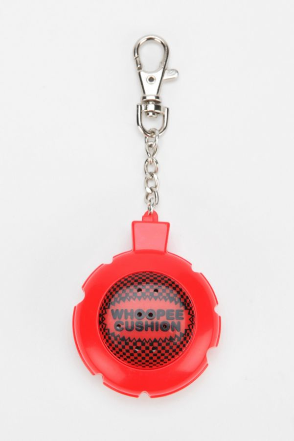 Whoopee Cushion Keychain Urban Outfitters