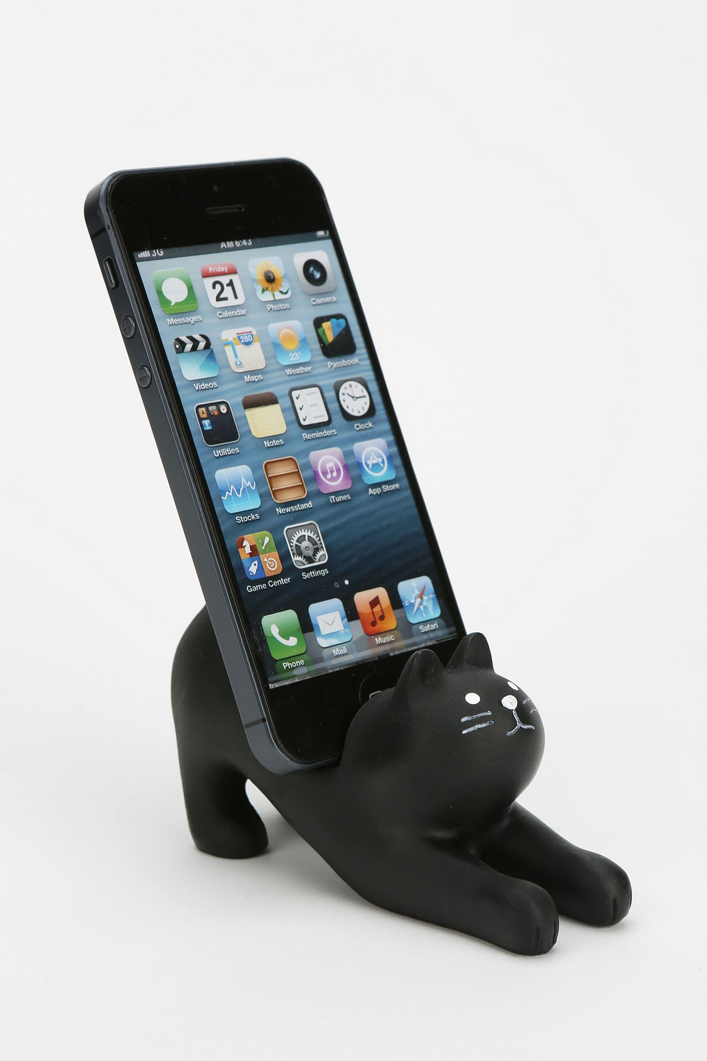 timeless design c22fe 595e9 Cat Phone Stand  Urban Outfitters
