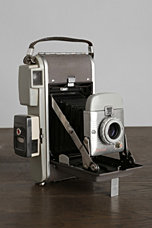 PX 680 Wooden Frame Instant Film By Impossible Project