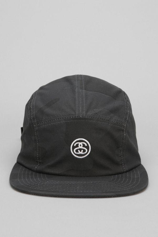 Stussy Camo SS Link Camp Hat  9d6882c69d7