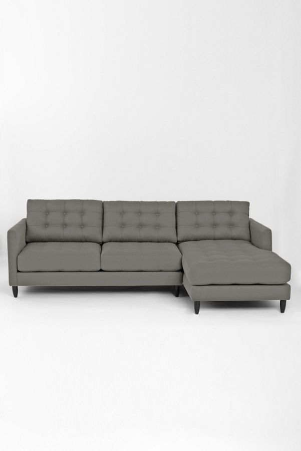 Slide View 1 Jackson Right Sectional Sofa
