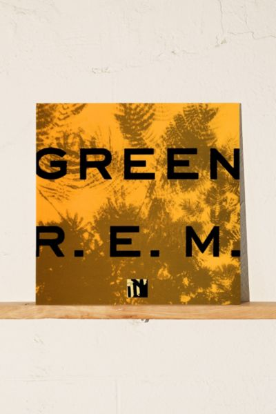 R.E.M. - Green LP