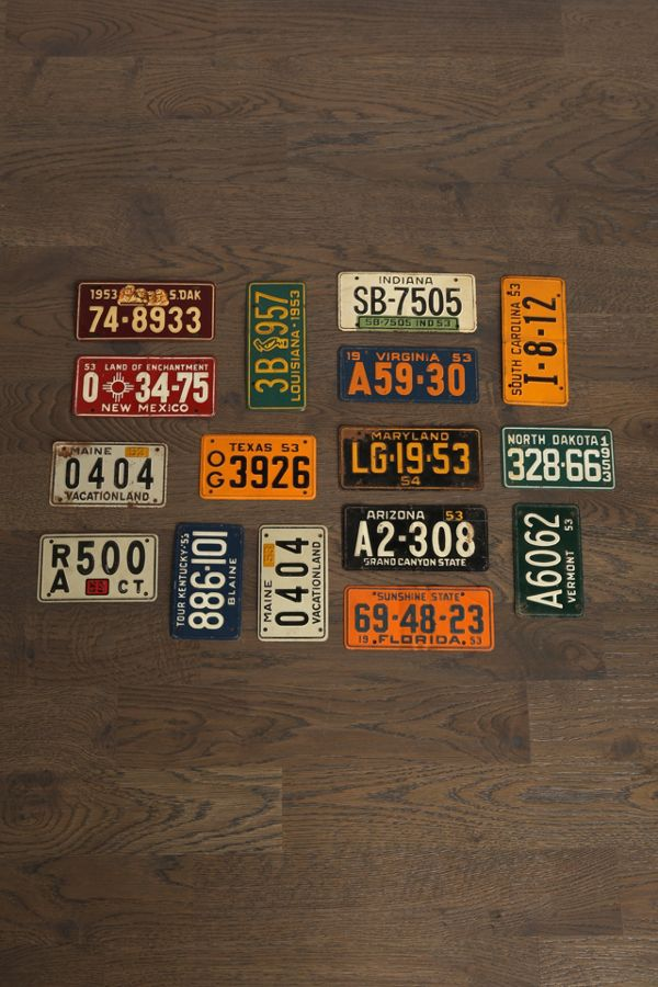 Vintage Motorcycle License Plates For Sale - Best Plate 2018