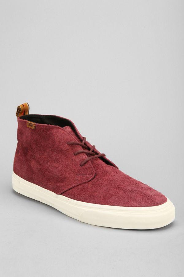 86108283cb Vans California Decon Suede Men s Chukka Sneaker