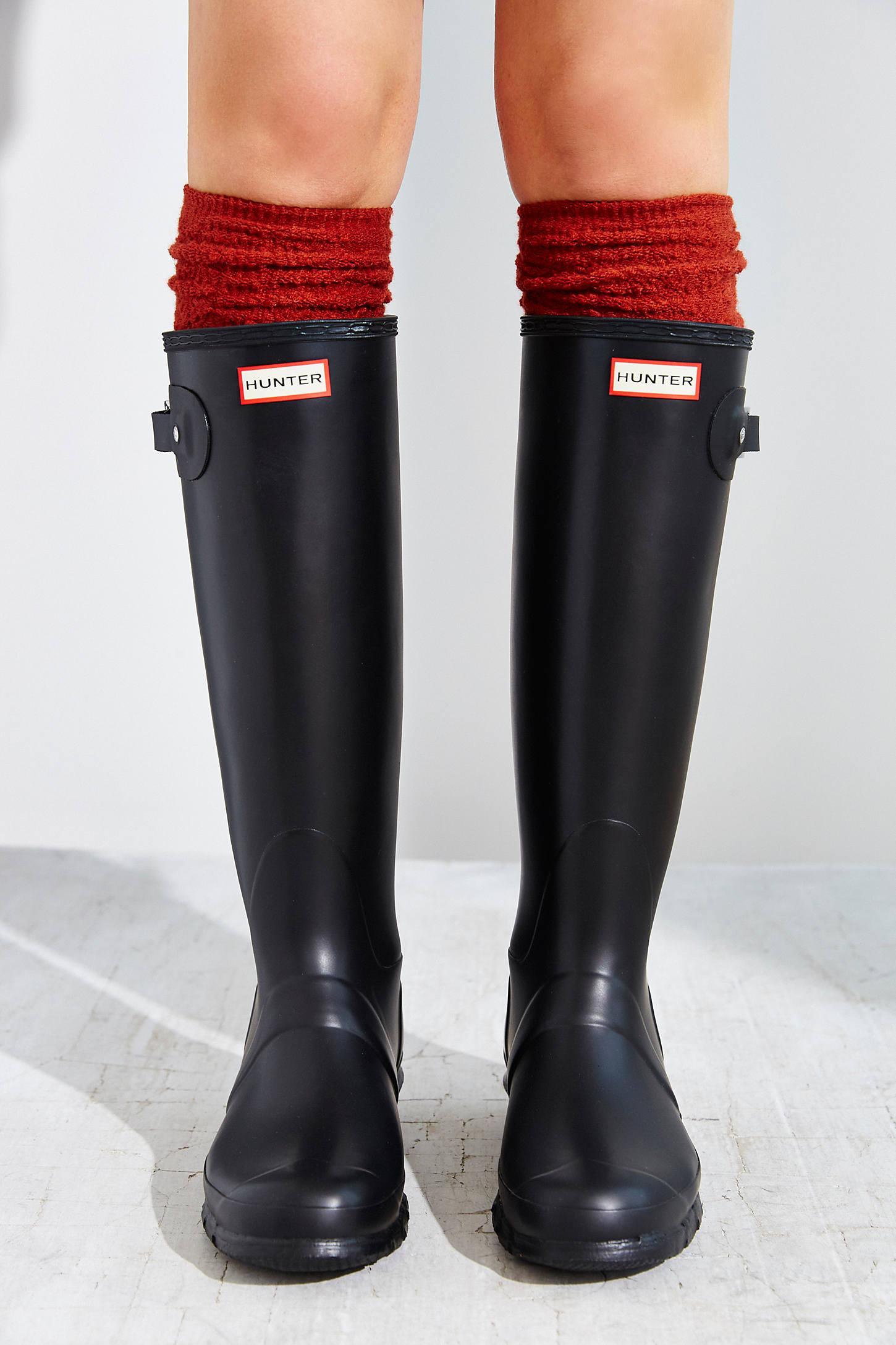 Hunter Original Tall Rain Boot | Urban Outfitters