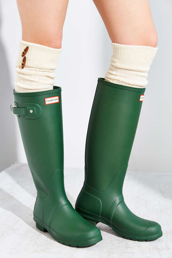 FLASH EVENT! HUNTER RAIN BOOTS AND JACKETS NOW UP TO 50% OFF!