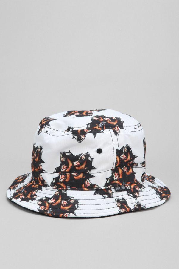 Hall Of Fame Crime Bucket Hat