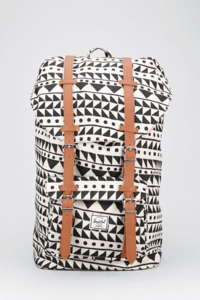 Herschel Supply Co. Chevron Little America Backpack