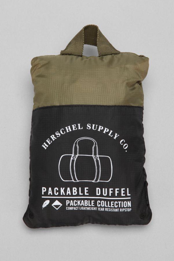 1f5500769500 Herschel Supply Co. Packable Duffle Bag