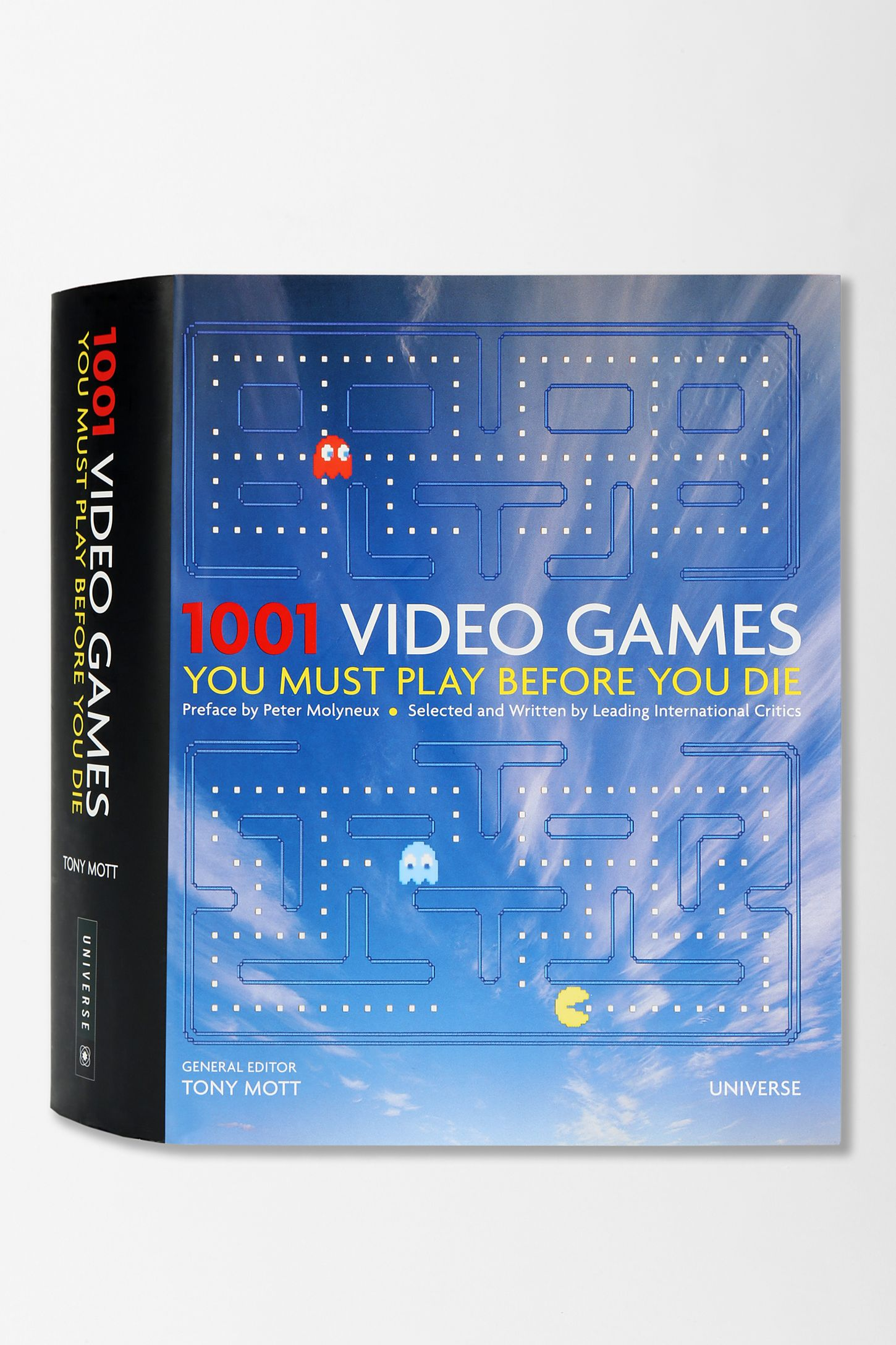 1001 Video Games You Must Play Before You Die By Tony Mott. Tap image to  zoom. Hover to zoom. Double Tap to Zoom