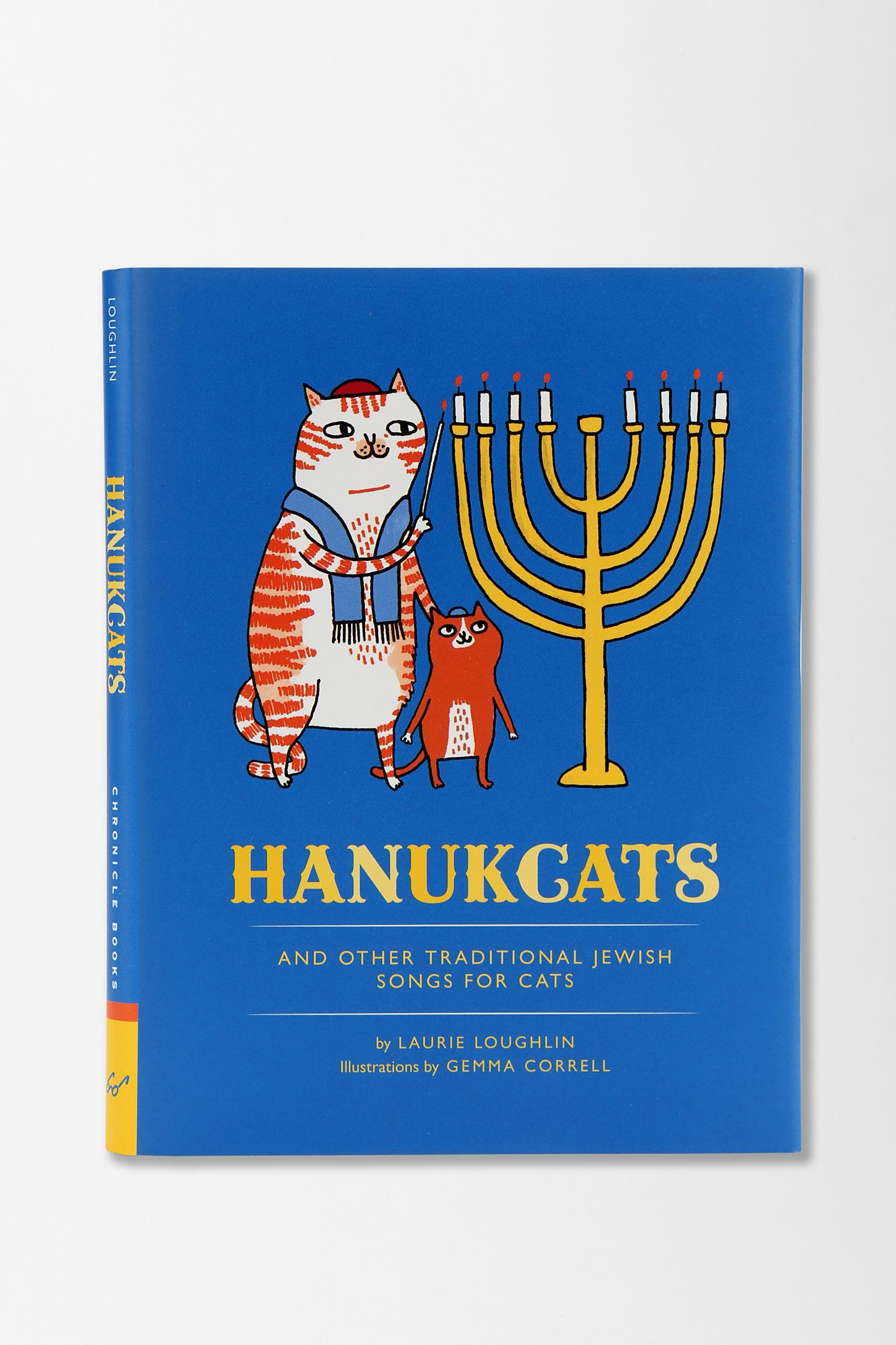 Hannukcats And Other Traditional Jewish Songs For Cats By Laurie
