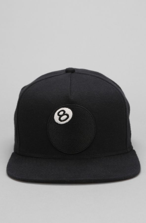 3516864df37 Stussy 8-Ball Jersey Snapback Hat