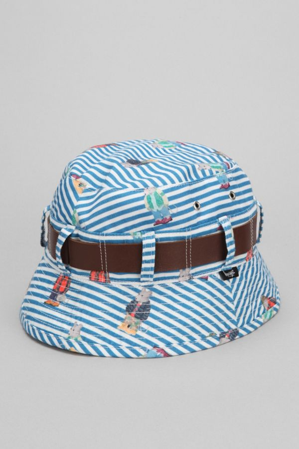 Stussy Rat Bucket Hat  89635d13b78