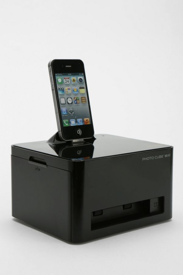 Photo Cube Portable Printer Urban Outfitters