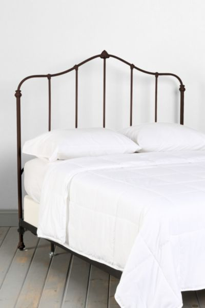 flora headboard and bed frame urban outfitters