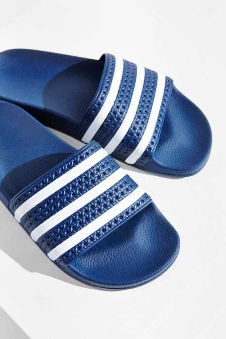 adidas Originals Adilette Navy Slide