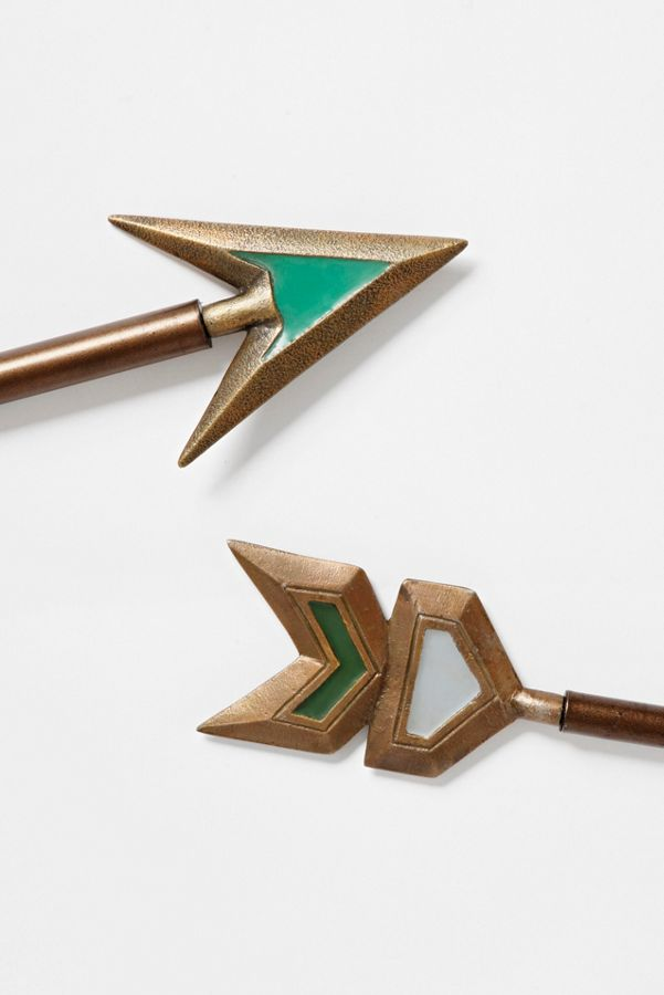 Magical Thinking Arrow Finial Set Urban Outfitters